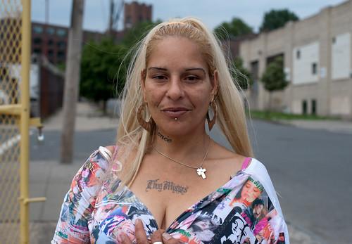 Sunshine again: Hunts Point, Bronx | I last ran into