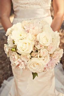 Soft Blush Romantic Wedding Bridal Bouquet Innocence Girly Flickr