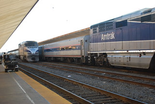 The Amfleet trainset, Surfliner... | by THE Holy Hand Grenade!