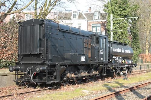 Loc WD 70269 (NS 508); NSM Utrecht 8 maart 2014 | by Martin Geldermans; treinen, Züge, trains