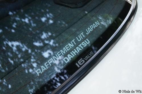1996 Daihatsu Applause Tokyo | by NielsdeWit