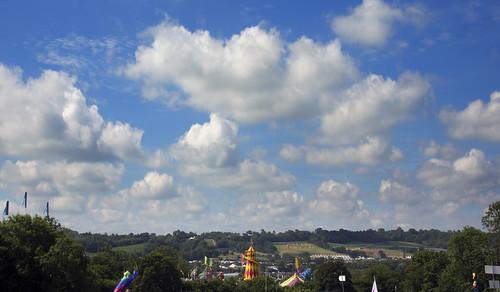 uk camp england sky cloud field festival canon britain farm steve glastonbury somerset 5d glastonburyfestival worthy pilton helter skelter garrington