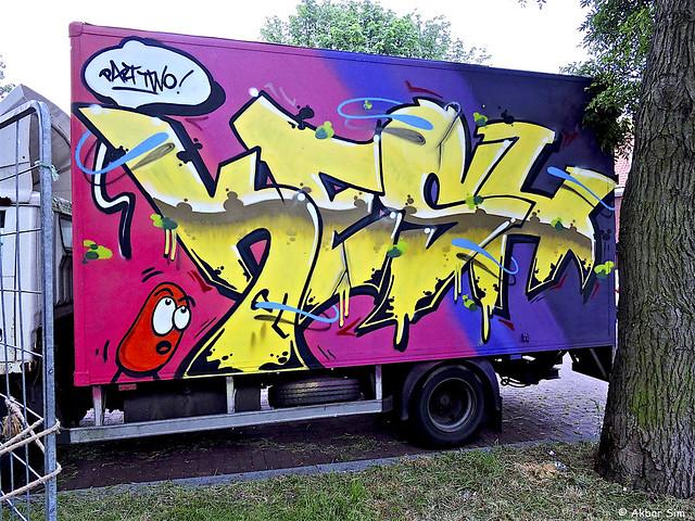 Painted Car : KESH