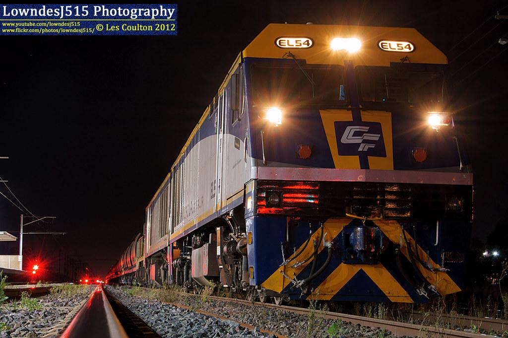 EL54, EL60 & T342 at Someton Loop by LowndesJ515
