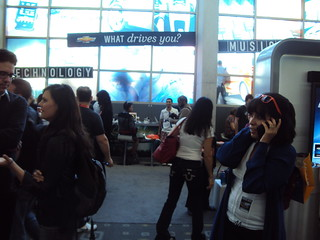 Hiding in the crowds @ SXSW 2012 | by JoelAnthonyValdez