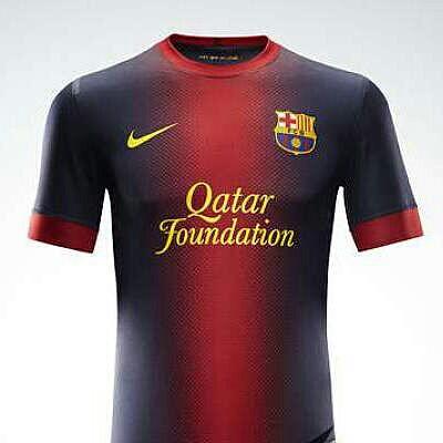 the best attitude 58119 76fdf The 2012-2013 FC Barcelona Kit | aFootballBlog | Flickr
