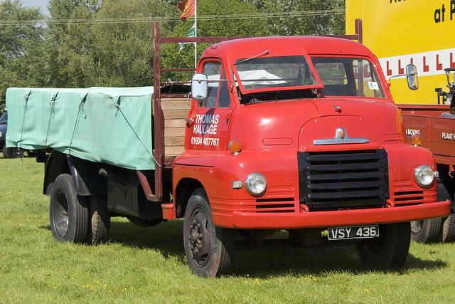 1953 Bedford S Type Thomas Haulage  VSY 439