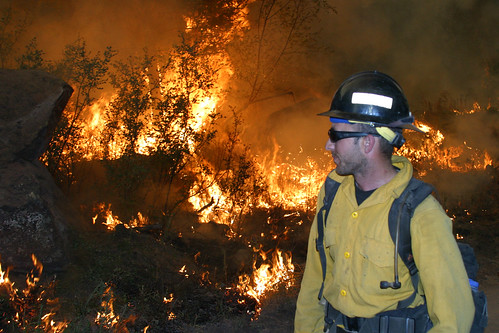 Living with Wildfire exhibit: an exhibit about and by our community