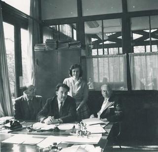 Afdeling Interne Zaken Gemeente Oss 1960s