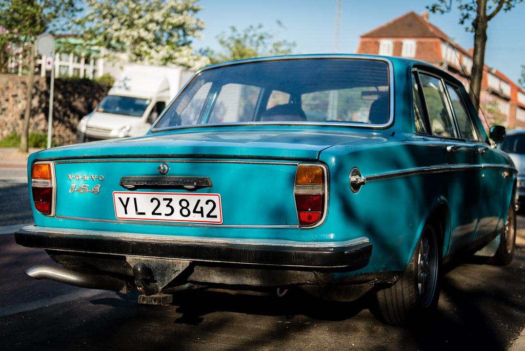 Voldsom Volvo 164 - Rear   Quite the racecar - en wikipedia