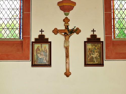 27. Innenansichten Kapelle