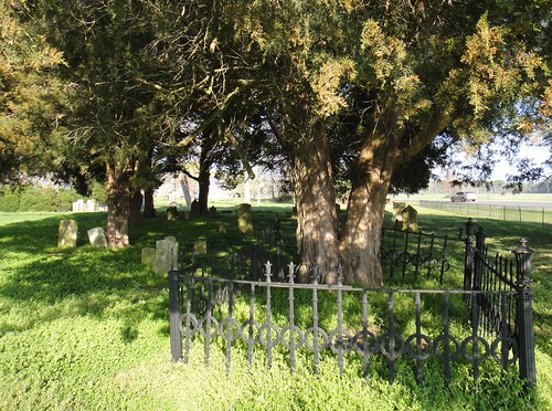 Old Cemetery, St. Inigoes