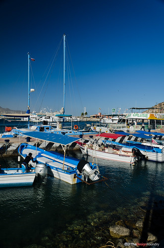 Cabo San Lucas Harbor | Cabo San Lucas | The Design Foundry | by thedesignfoundry