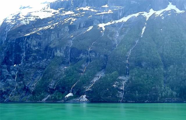 Never Enough Waterfalls
