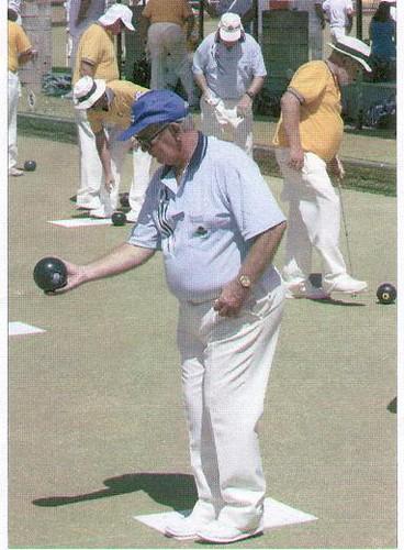 Barry Cartwright NSW