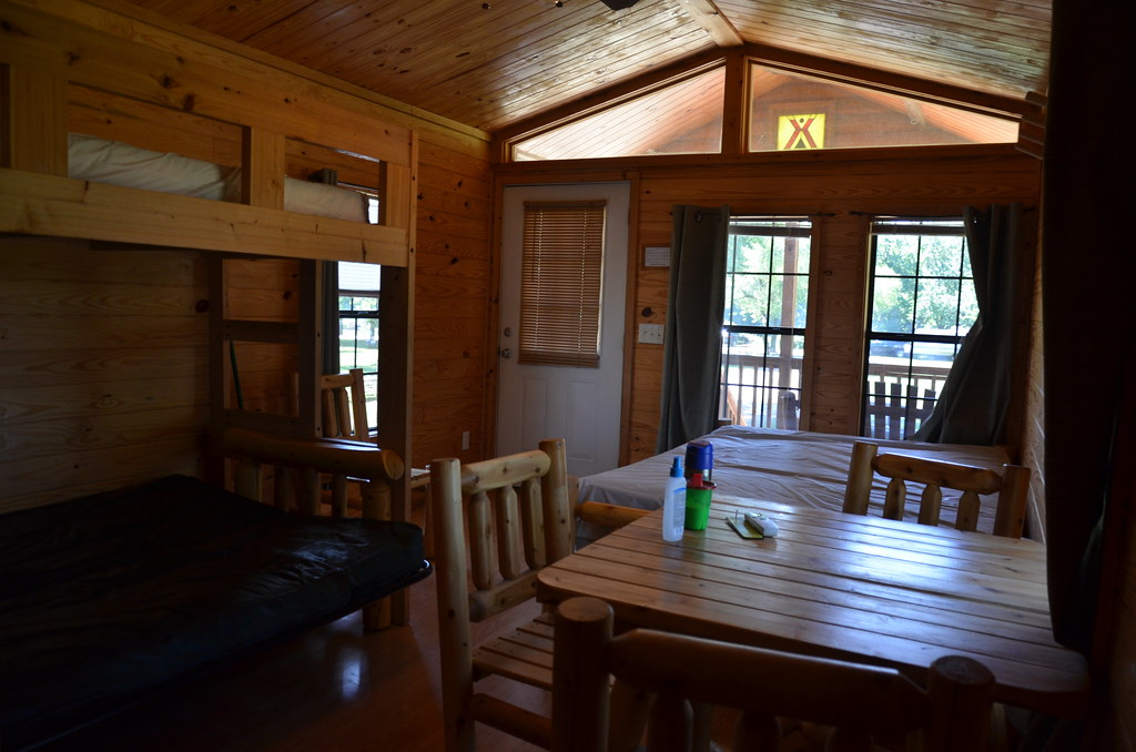 Starved Rock Koa Lodge Cabin Starved Rock Area Camp Ground