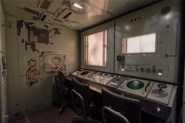 SF-88 Nike Hercules Missile Site [01]: Detector Van