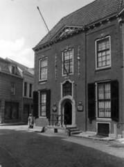 <p>De Krakeling gefotografeerd in de jaren vijftig. Coll. Het Utrechts Archief</p>