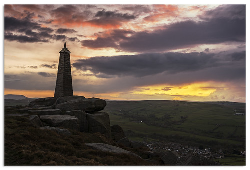 sunset yorkshire ngc cowling d600 wainmanspinnacle nikonfxshowcase earlcragmonuments