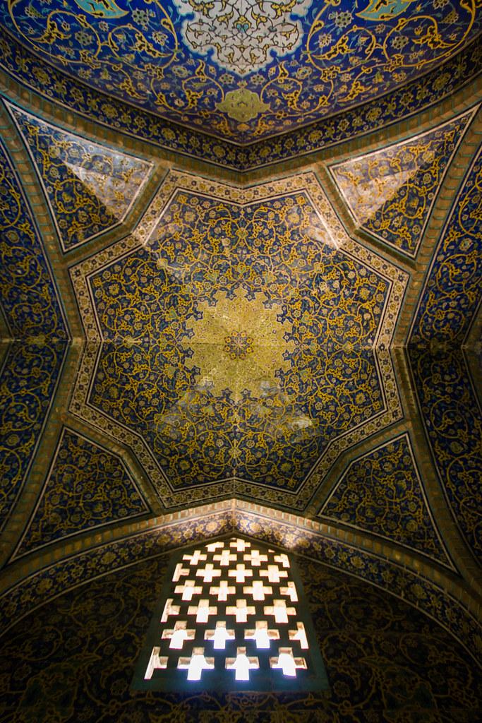 Mosquée du Sheikh Lotfollah à Ispahan
