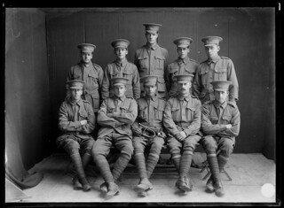 Corporal Dodd's tent group, c1915 | by State Library of South Australia
