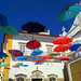 el vuelo de los paraguas - the flight of the umbrella - Évora (Portugal)