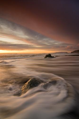 ocean california sunset sky beach canon google rocks waves pacificocean pacifica stockimages stockphotography mikekonvolinka michaelkonvolinka konvolinkaphotography googleplus konvolinkaphotographycom