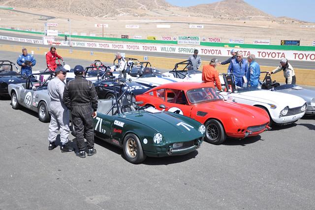 Triumph grid 10