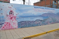 Primera parada a Perú: Puno