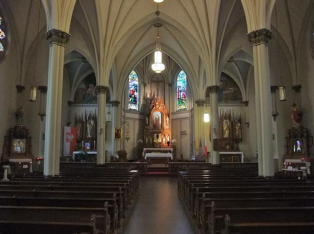 St. Agatha Catholic Church, St. Louis, MO