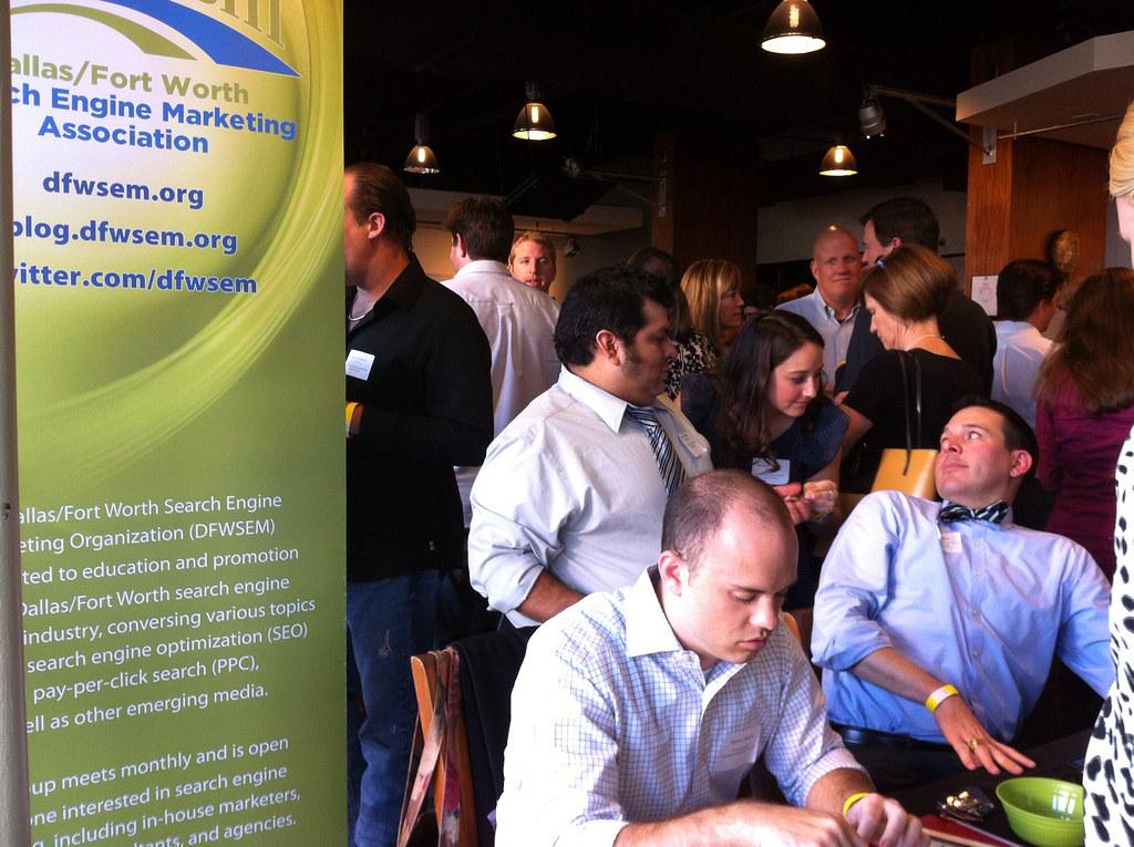 DFWSEM & SMC Dallas April 2012 Photo i0254