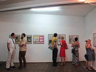 Inauguración de la expo