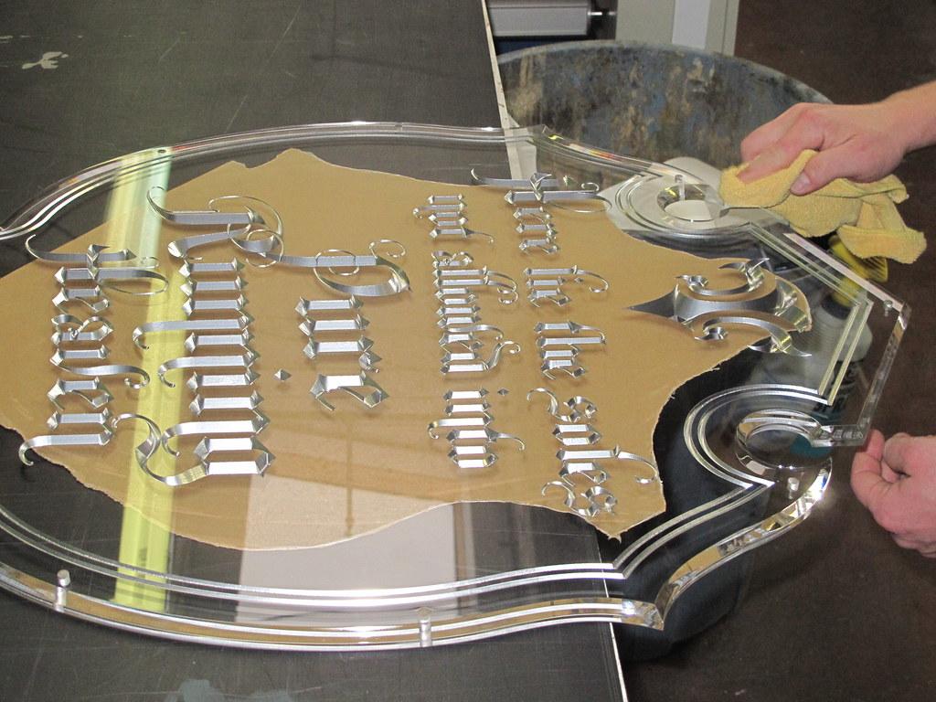 Acrylic Fabrication |