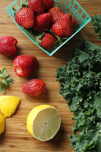 ready to make kale-aid | by Stacy Spensley