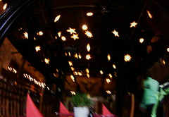 stars, Restaurant Museo in Fichtelberg, June 2015