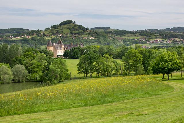 Château et golf de Montal - St-Jean-Lespinasse
