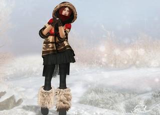 VersuS Magazine AW2015 Arctic Fur
