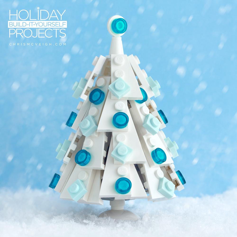 Christmas Tree: Fresh Snow
