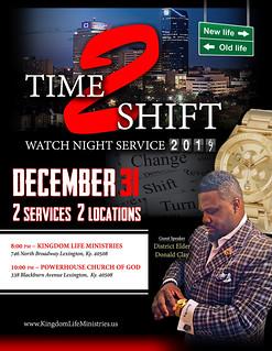 New Year's Eve Celebration | by Kingdom Life Ministries