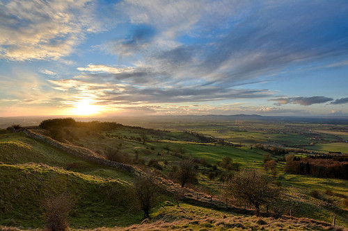 worcestershire bredon hill sunset nikond5200 nikon d5200 hdr severn plain malvern winter tokinaaf1120mmf28