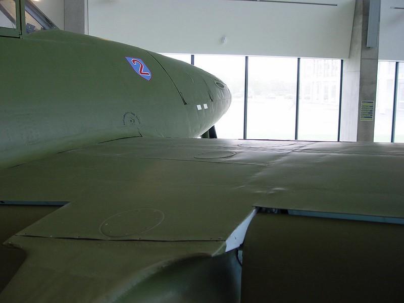 Messerschmitt Me-262A 45