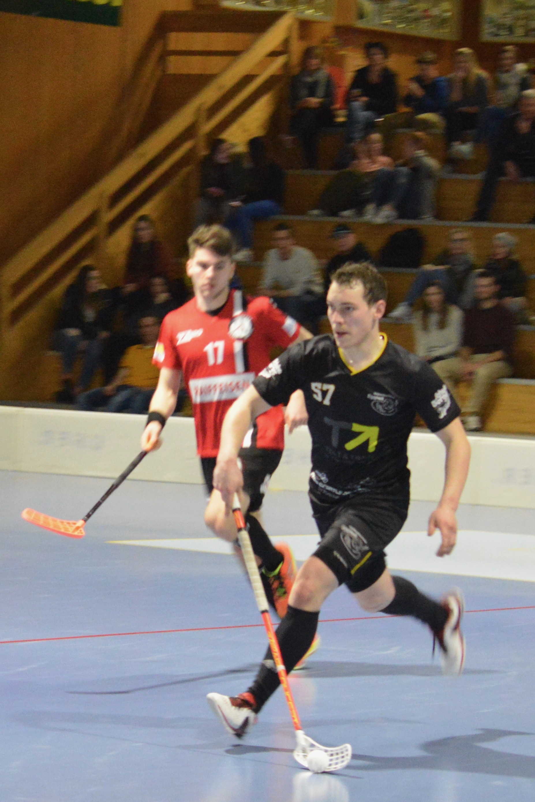 Junioren U21B - Unihockey Basel Regio Saison 2016/17