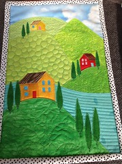 House quilt from Sil
