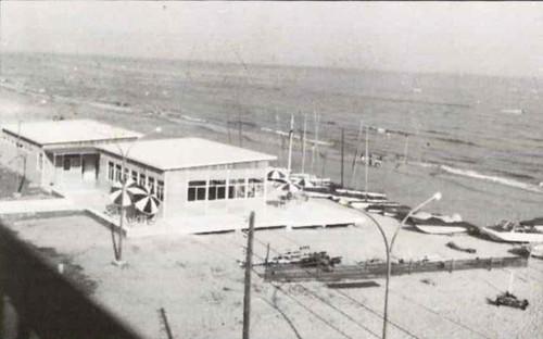 Primeres instal·lacions l'any 1969.