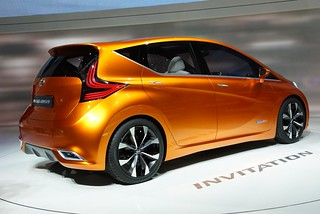 2012 Geneva Motor Show - Nissan Invitation | by The National Roads and Motorists' Association