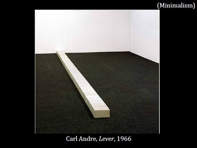 carl andre lever