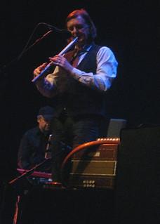 Annbjørg Lien Band (2012) 08 - whistle/flute/sax player | Flickr