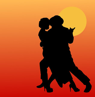 The Dark Passion of the Tango | by muffinn
