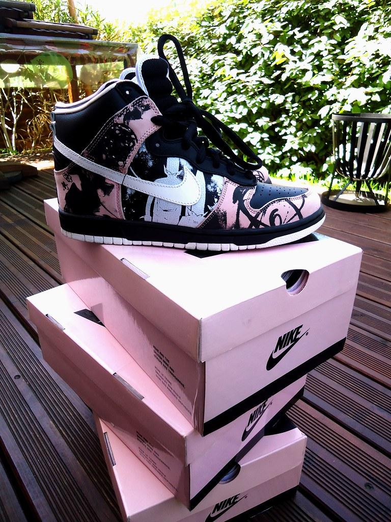 classic 6d4bf 01da0 ... Nike Dunk High Pro SB Unkle   by Sneaker Freak