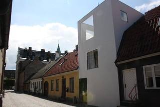 Townhouse, Japanhuset, Landskrona, Sweden | by Ulf Liljankoski